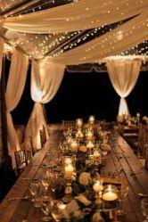 fb69bf9f09bbf0aa79d2c3fdd3d8459a--outdoor-rustic-wedding-ideas-outdoor-night-wedding